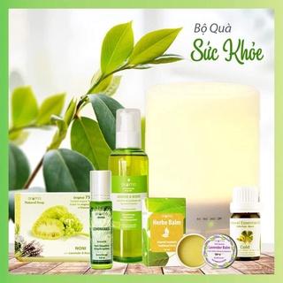 [AROMA] Bộ sản phẩm quà tặng dành cho sức khỏe thumbnail