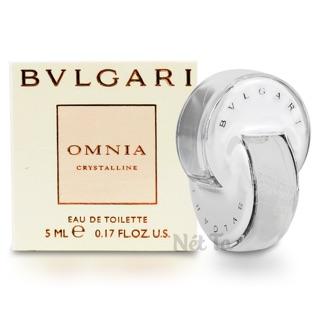 Nước hoa mini nữ BVL Omnia Crytallins thumbnail