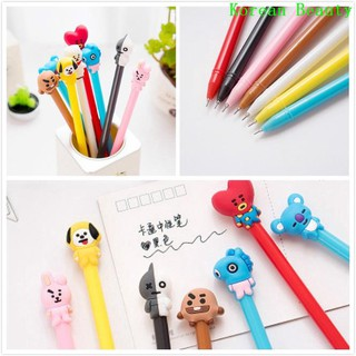 [COD]Bút mực gel hình hoạt hình đáng yêu