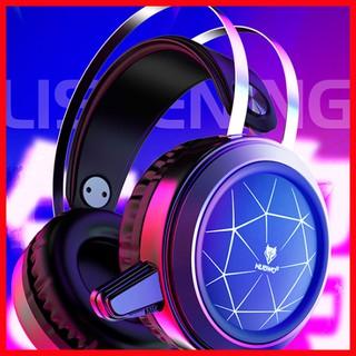 Tai Nghe Chụp Tai N1 cao cấp, tai nghe game có mic, âm thanh chuẩn và thực tế BH 6 tháng