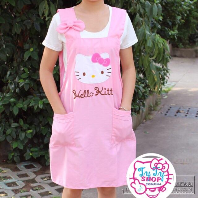 Tạp dề Vải Hello Kitty - 2467835 , 41732002 , 322_41732002 , 150000 , Tap-de-Vai-Hello-Kitty-322_41732002 , shopee.vn , Tạp dề Vải Hello Kitty