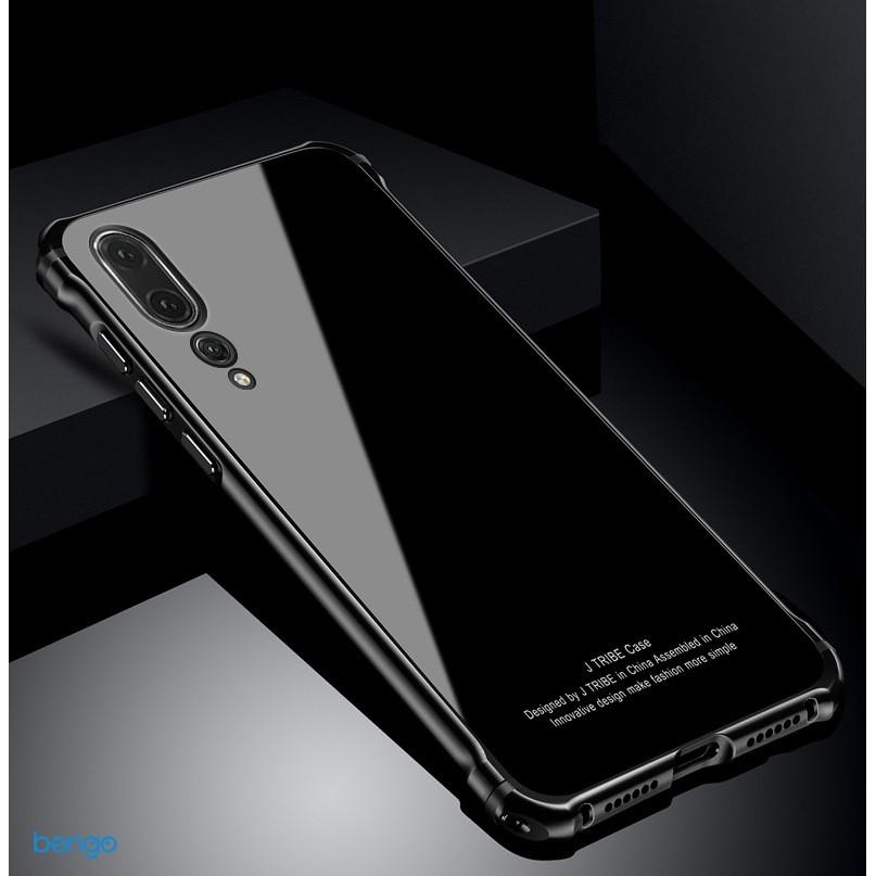 Ốp lưng viền kim loại Huawei P20 Pro J TRIBE Case mặt lưng kính - 2529945 , 1331139168 , 322_1331139168 , 249000 , Op-lung-vien-kim-loai-Huawei-P20-Pro-J-TRIBE-Case-mat-lung-kinh-322_1331139168 , shopee.vn , Ốp lưng viền kim loại Huawei P20 Pro J TRIBE Case mặt lưng kính