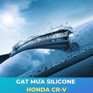 Gạt Mưa Silicone cho HONDA CRV thumbnail