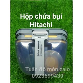 Hộp Chứa Bụi máy hút bụi Hitachi CV-SU23V phụ kiện phụ tùng linh kiện chính hãng