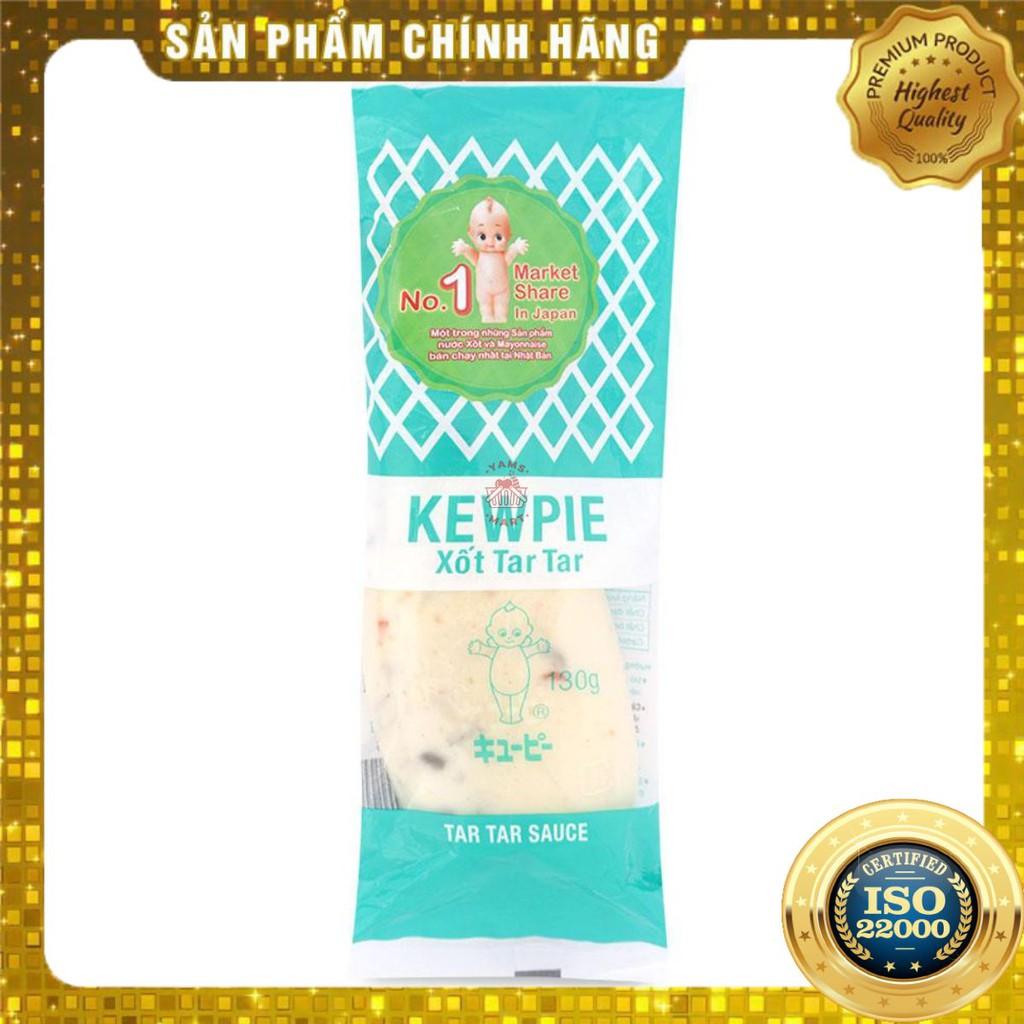 [ Yams Mart ] Sốt Mayonnaise Kewpie Tar Tar 130G-