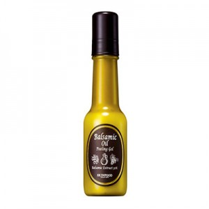 Tẩy da chết chiết xuất giấm Skinfood Balsamic Oil Pelling Mild Gel