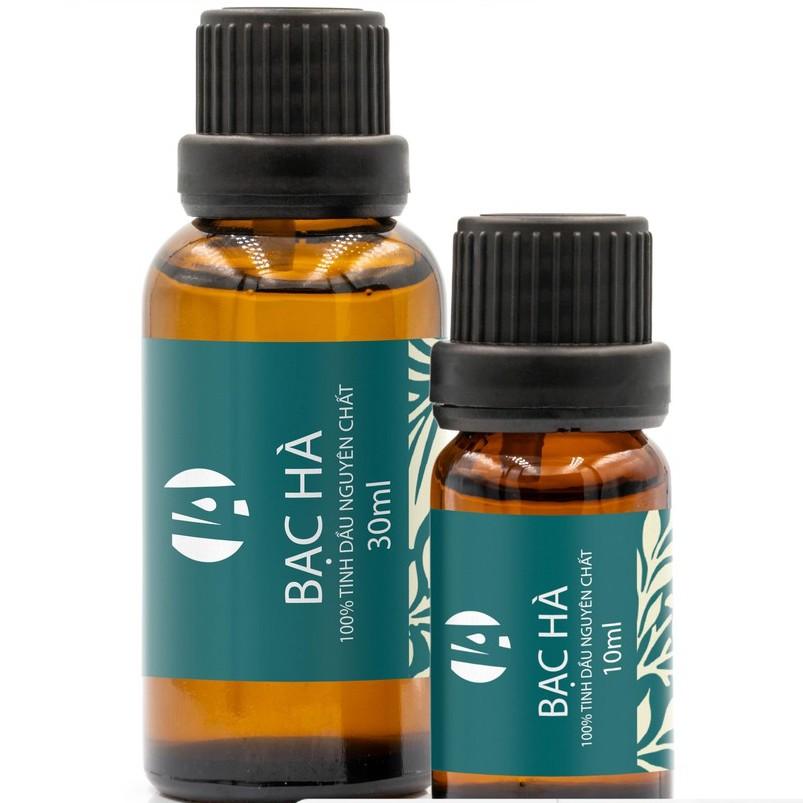 Tinh dầu bạc hà Tâm An giúp thơm phòng, giải cảm, đuổi muỗi, xua côn trùng 10ml 30ml