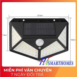 Combo 30 Đèn năng lượng mặt trời 100 LED siêu sáng 3 chế độ chống nước mưa
