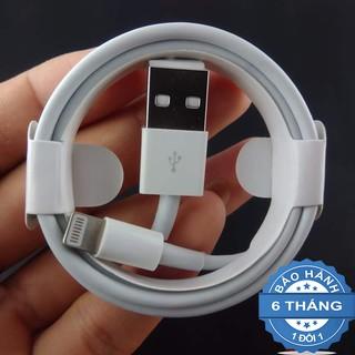 Cáp sạc Iphone zin linh kiện sạc chuẩn từ iphone 5 đến Xs