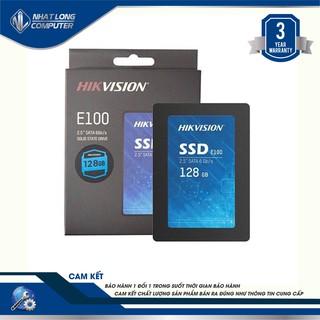SSD 128Gb Hikvision E100 Bảo hành 3 Năm Tại Anh Ngọc