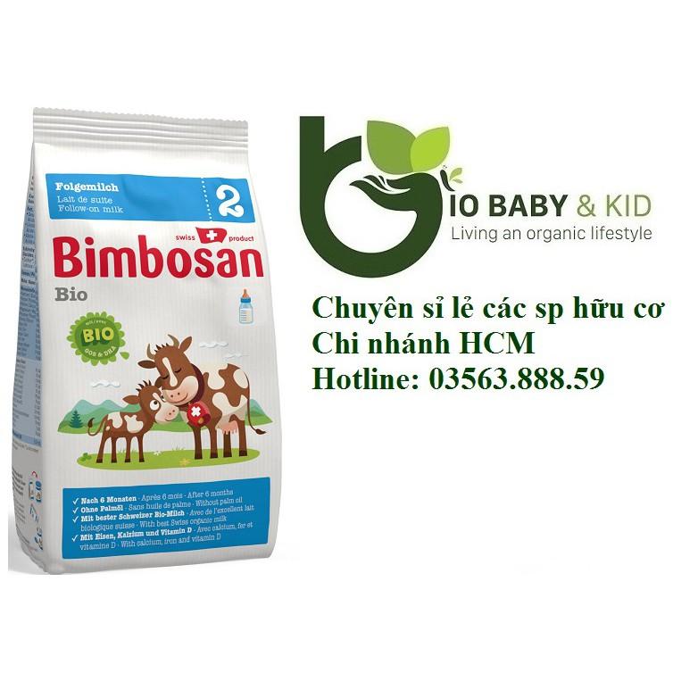 [NEW] Sữa Bimbosan Bio 2 400g