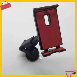 GIÁ SỈ Khung kẹp điện thoại đế hít chân không BASEUS, Kẹp điện thoại thông minh 8847
