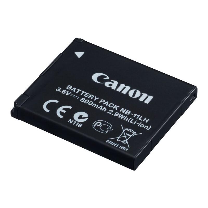 Pin thay thế pin máy ảnh Canon NB-11LH, Hàng nhập khẩu