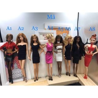 Búp bê Barbie chính hãng khớp chắc. Búp bê Mã Muse E