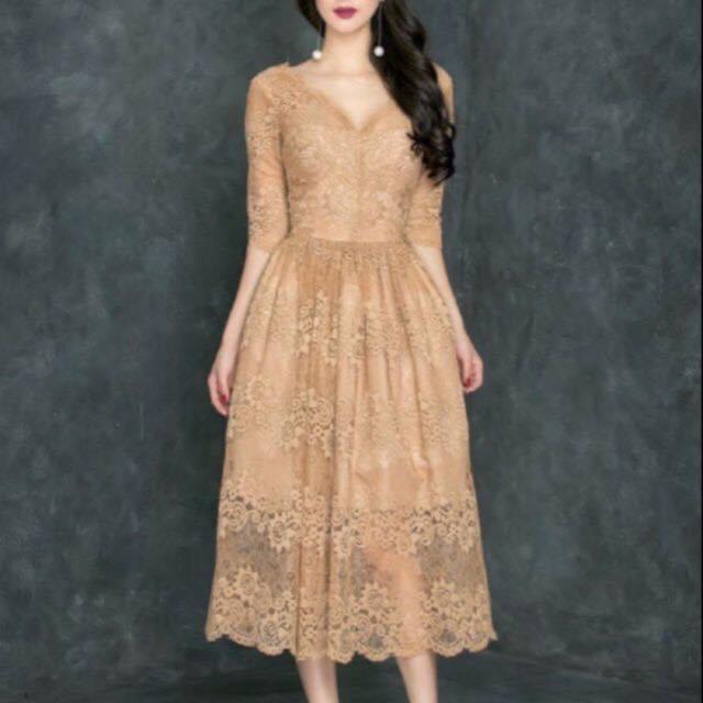 Đầm ren Topshop