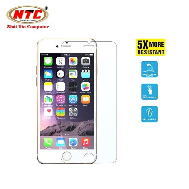 Miếng dán màn hình Energizer Cho iPhone 6 Plus/6S Plus HC - ENSPCOCLIP6SP (Trắng) - Hãng phân phối c