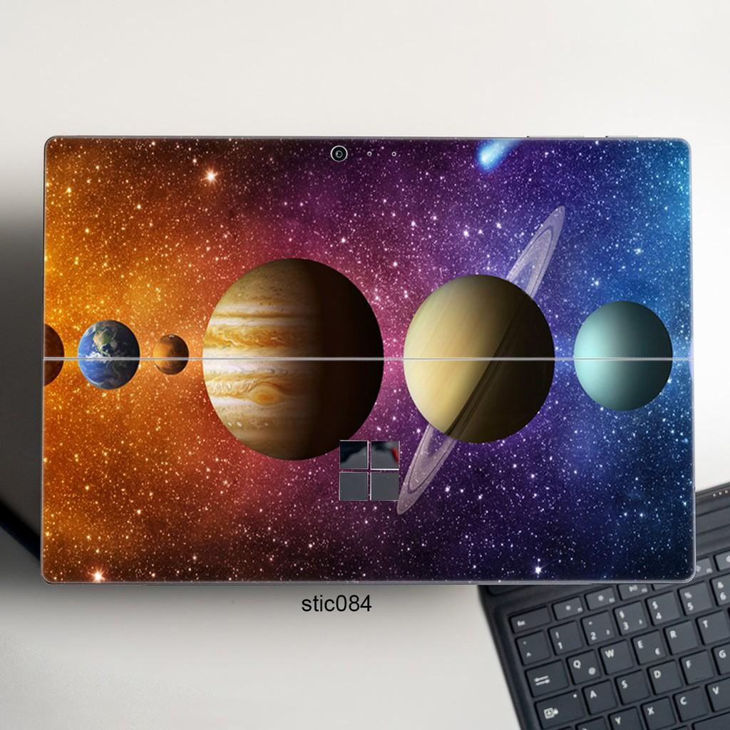 Skin dán hình Hoa văn sticker x14 cho Surface Go, Pro 2, Pro 3, Pro 4, Pro 5, Pro 6,...