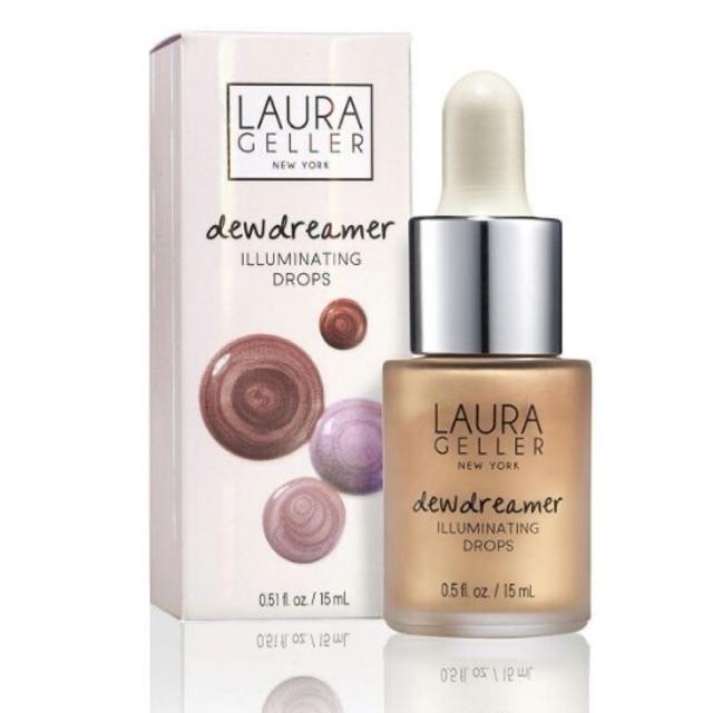 Bắt sáng dạng lỏng Laura Geller Dewdreamer Illuminating Drops