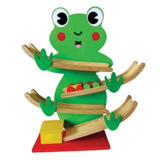 Cầu tuột con ếch
