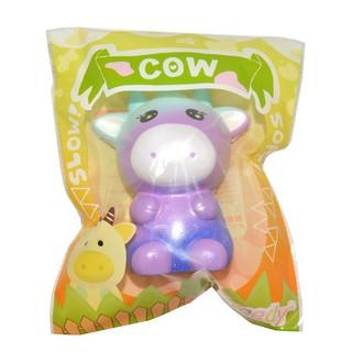 Đồ chơi Squishy hình bò sữa dễ thương 13cm |Loamini565