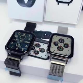 [SẴN HÀNG] Đồng hồ đeo tay DTX dây thép chống thấm nước màn hình 1.78icnh HD đa chức năng cho nam