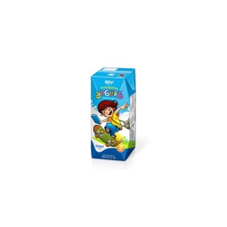 Sữa chua uống Yogurt Rita 200ml vỉ 4 hộp