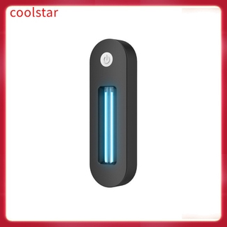 Coolstar UV Sterilizer USB Charging Mini Sterilizing Lamp for Home Disinfection Bathroom Toliet