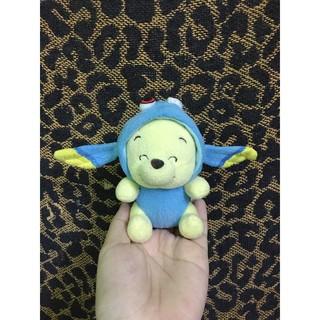 Gấu Pooh cosplay cá Dory thumbnail