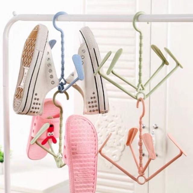 Móc treo giày đa năng, móc treo thông minh, móc treo, móc phơi | Shopee  Việt Nam