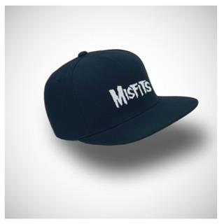 Nón Snapback Misfits Nevy Premium