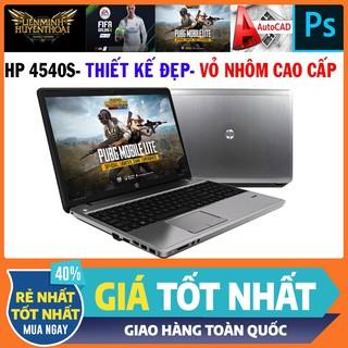 Laptop chơi game fifa 4, pubg mobile, HP 4540s Core i5-3210M, laptop cũ chơi game đồ họa