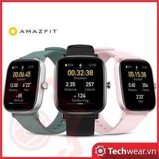 Đồng hồ thông minh Huami Amazfit GTS 2 mini - Hàng Chính Hãng Bảo Hành 12 Tháng
