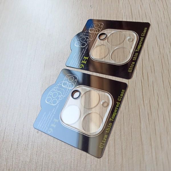 Dán cường lực bảo vệ Camera 3D iPhone 11/ 11 Pro /Pro Max