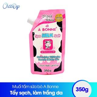 Muối tắm sữa bò A Bonne Thái Lan 350g thumbnail