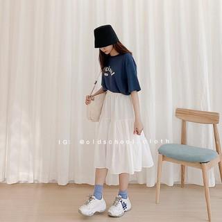 Chân váy voan tầng 2 lớp (ảnh thật sẵn)-eganda thumbnail