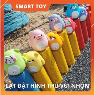 Đồ Chơi Smart Toy Cho Bé Lật Đật Hình Động Vật Chạy Bằng Pin Vui Nhộn thumbnail