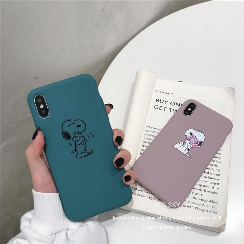 iphone xs max xr 6 s i 8 i 7 บวกโทรศัพท์มือถือเปลือกเกาหลี