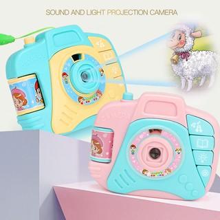 Children Cartoon Camera Projection Simulation Camera Kids Educational Toys