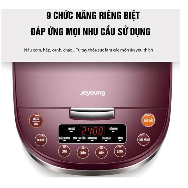 Nồi cơm điện tử yoyoung 1,8 lít