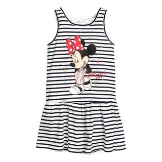 Đầm thun HM Mickey cho bé gái 2-8T D688