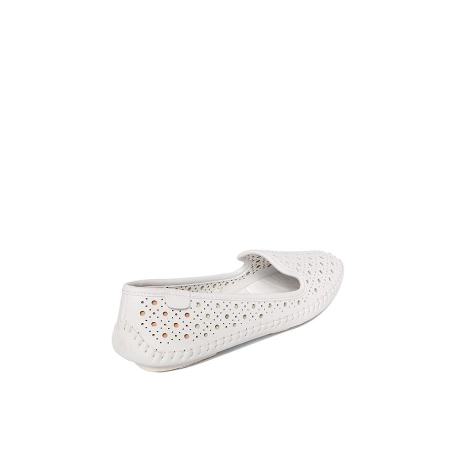 Giày Nữ Búp Bê Da MicroFiber Siêu Nhẹ Tomoyo TMW21407