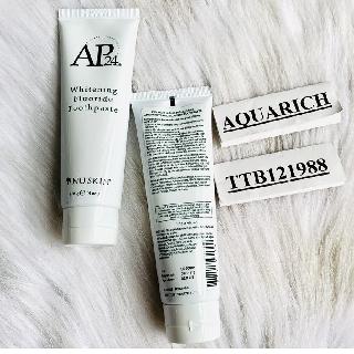 Kem Đánh Răng Nuskin Ap24 Whitening FluorIde Toothpaste Mỹ 110g