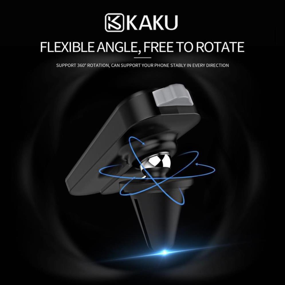 Hít nam châm⭐ FREE SHIP ⭐ đỡ điện thoại trên xe hơi chính hãng ikaku mã ksc-163