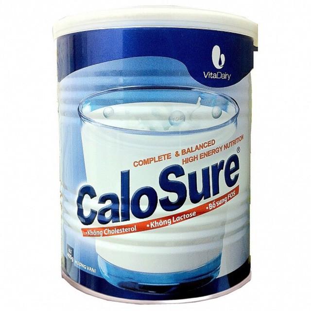 Sữa calosure 900g