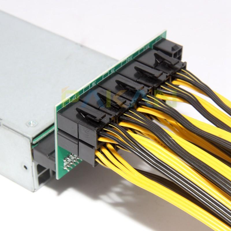 Mạch chuyển nguồn server sang 6pin