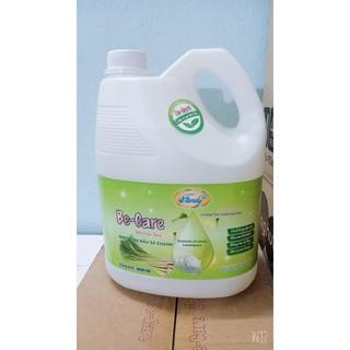 nước rửa chén sả chanh BE-CARE 3800ml giá 91k