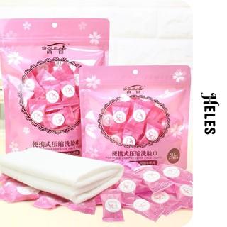 Khăn giấy nén HELES dạng viên kẹo tiện lợi thumbnail