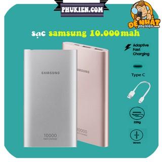 Sạc Dự Phòng Samsung 💖Xả Lỗ Xin 5 Sao💖 10.000mAh Chính Hãng Cổng Type C