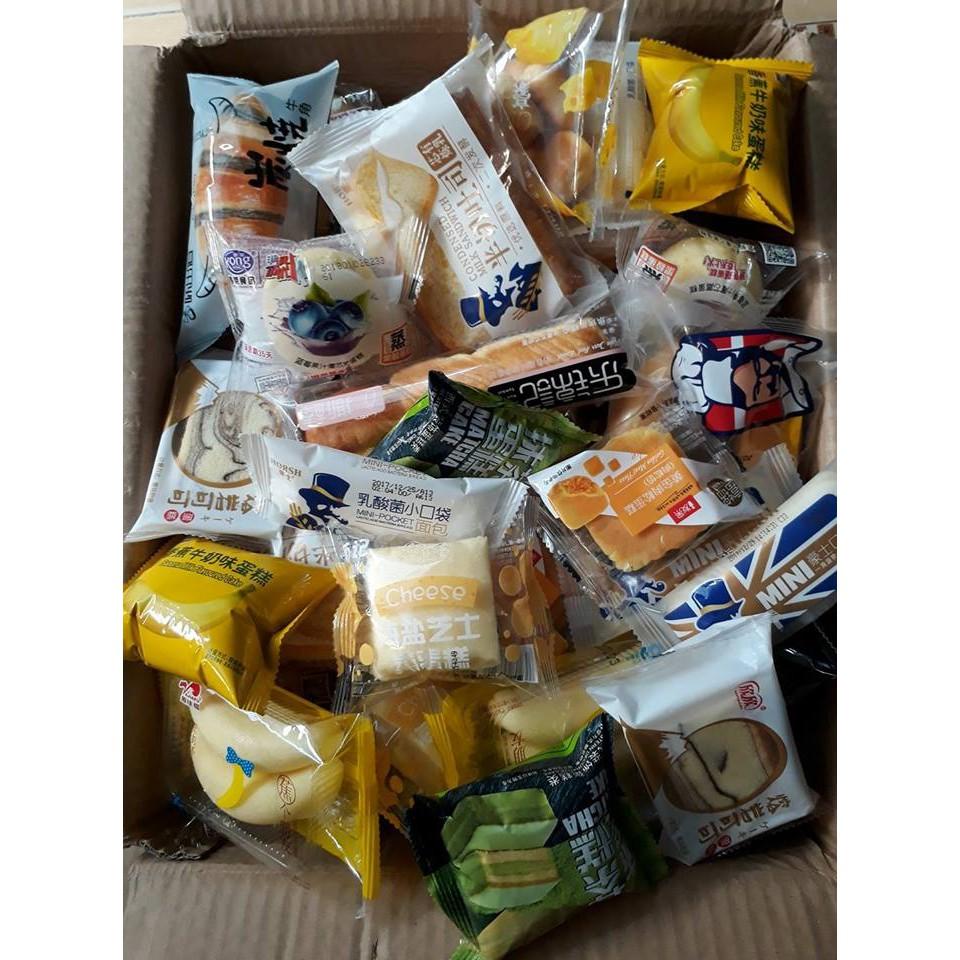 Box 1,5KG bánh mix Đài Loan - 2927620 , 1330058598 , 322_1330058598 , 380000 , Box-15KG-banh-mix-Dai-Loan-322_1330058598 , shopee.vn , Box 1,5KG bánh mix Đài Loan