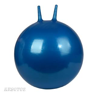 Outdoor Fitness Fun 45cm Inflatable Ball Jump Bouncing Ball Kids Toy